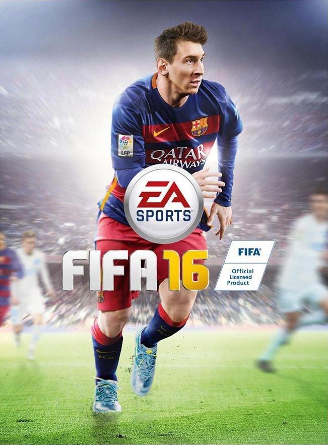 EA SPORTS FIFA 16 Preview