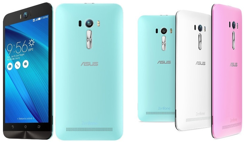 Asus Zenfone Selfie Photo