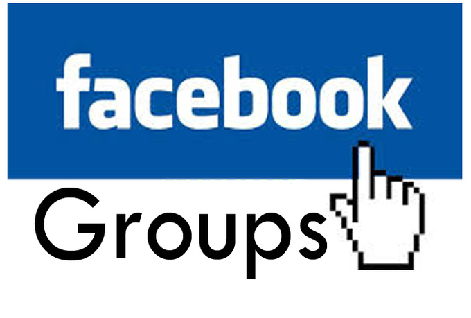 How to find Facebook Groups List of a particular topic