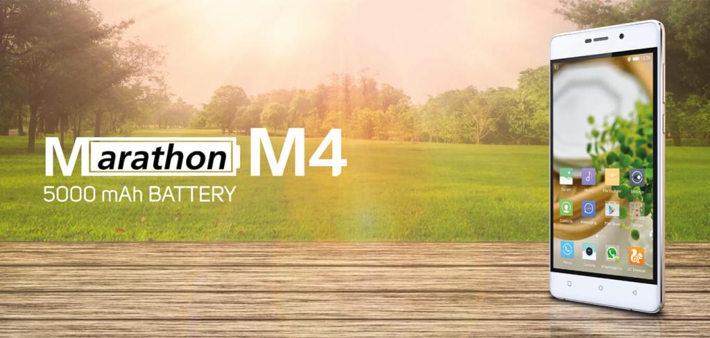 gionee marathon-m4