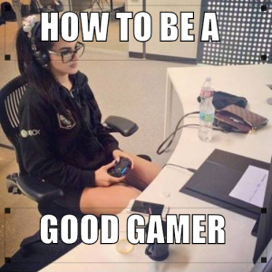 How to be a Good Gamer
