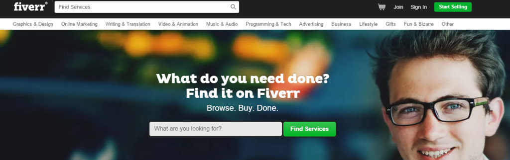 make 5000 a month using fiverr
