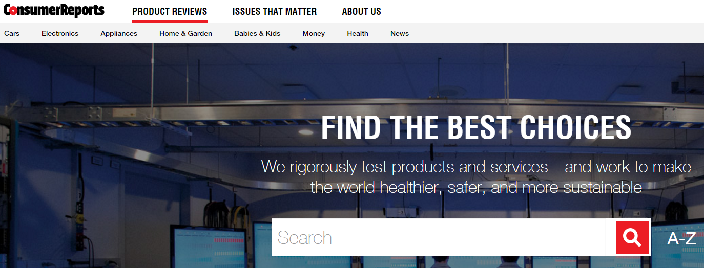 Consumer Reports Login How To Guide
