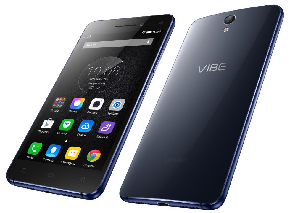 VIBE S1 hero and standard product photography (blue color)