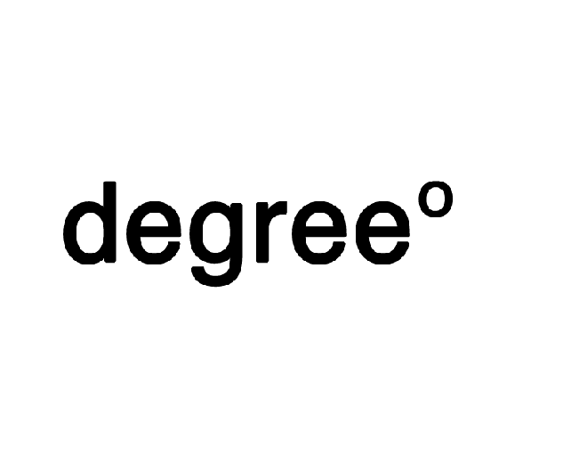 Typing ° Degree Symbol in Word, Excel and HTML