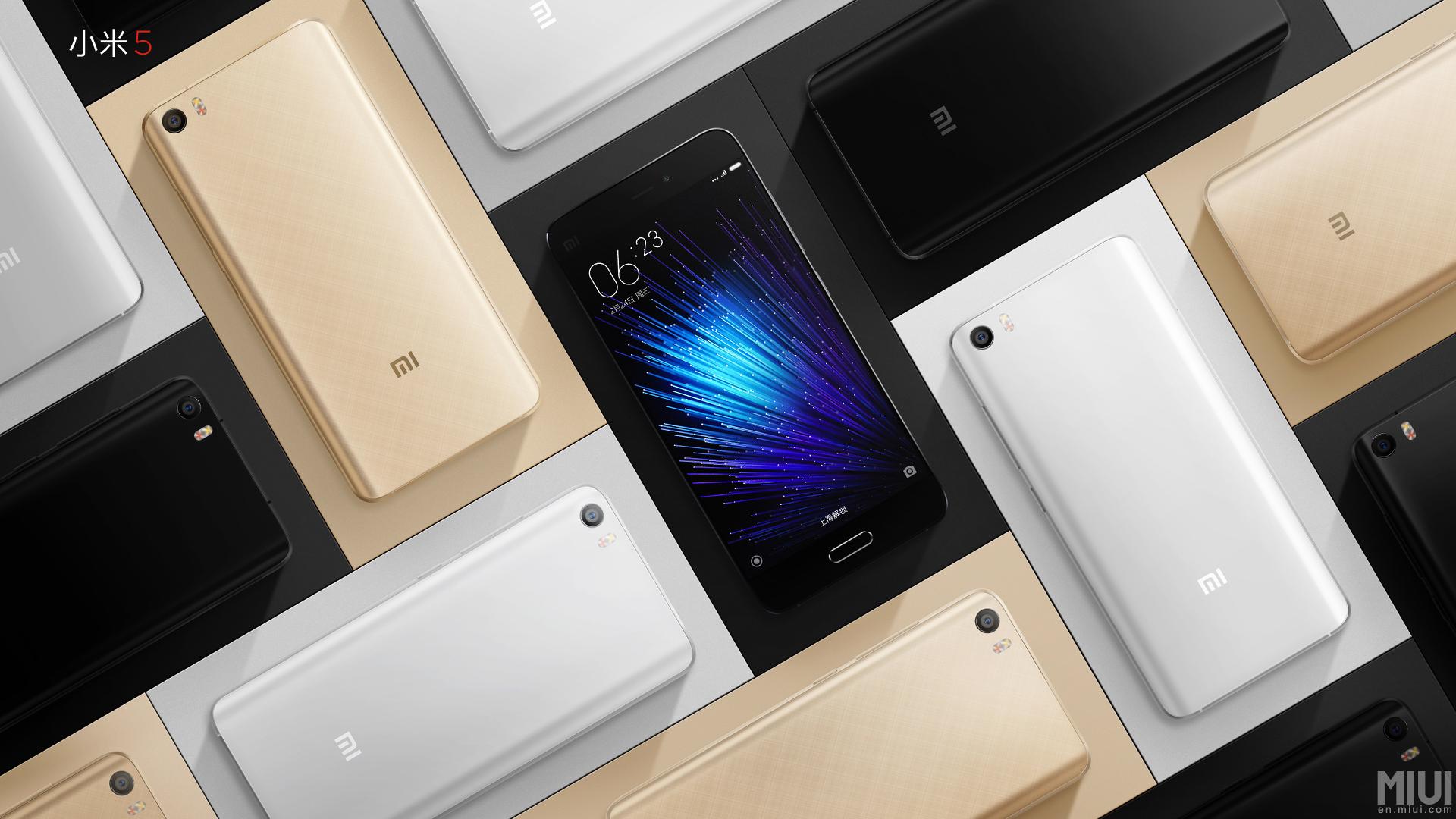 Xiaomi Mi5 and Mi5 PRO Design, Specs, Release Date and Price