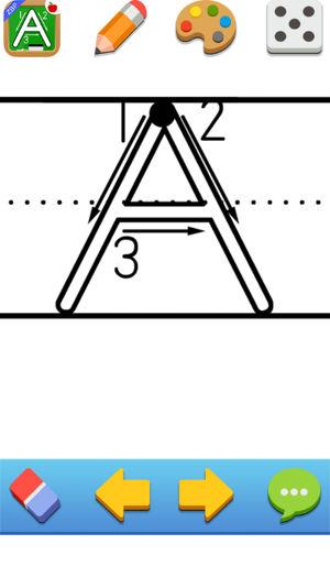 123s ABCs Kids Handwriting