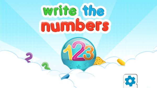 Writing Numbers Tracing 123