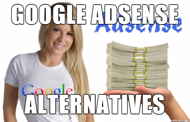 Best Highest Paying Google Adsense Alternatives 2016