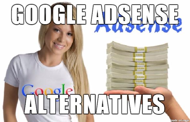 Best Highest Paying Google Adsense Alternatives 2016