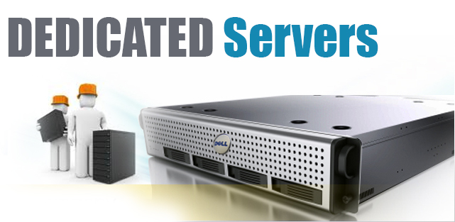 dedicated server web hosting