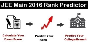 The jee main rank predictor will be the best way to qualify JEE Main