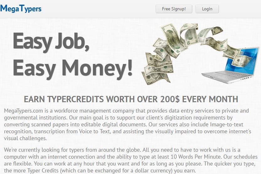 Online Captcha Entry Jobs without Investment: Trusted and Legitimate Site of Captcha Solving