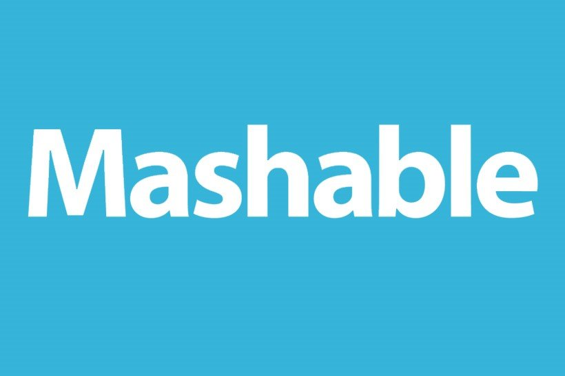 8 best technology websites mashable
