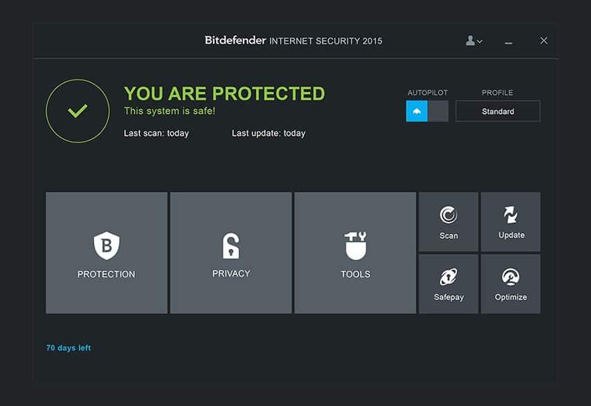 bitdefender malware removal tool