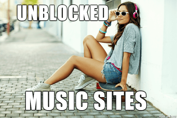 Best Unblocked Music Sites for School 2016