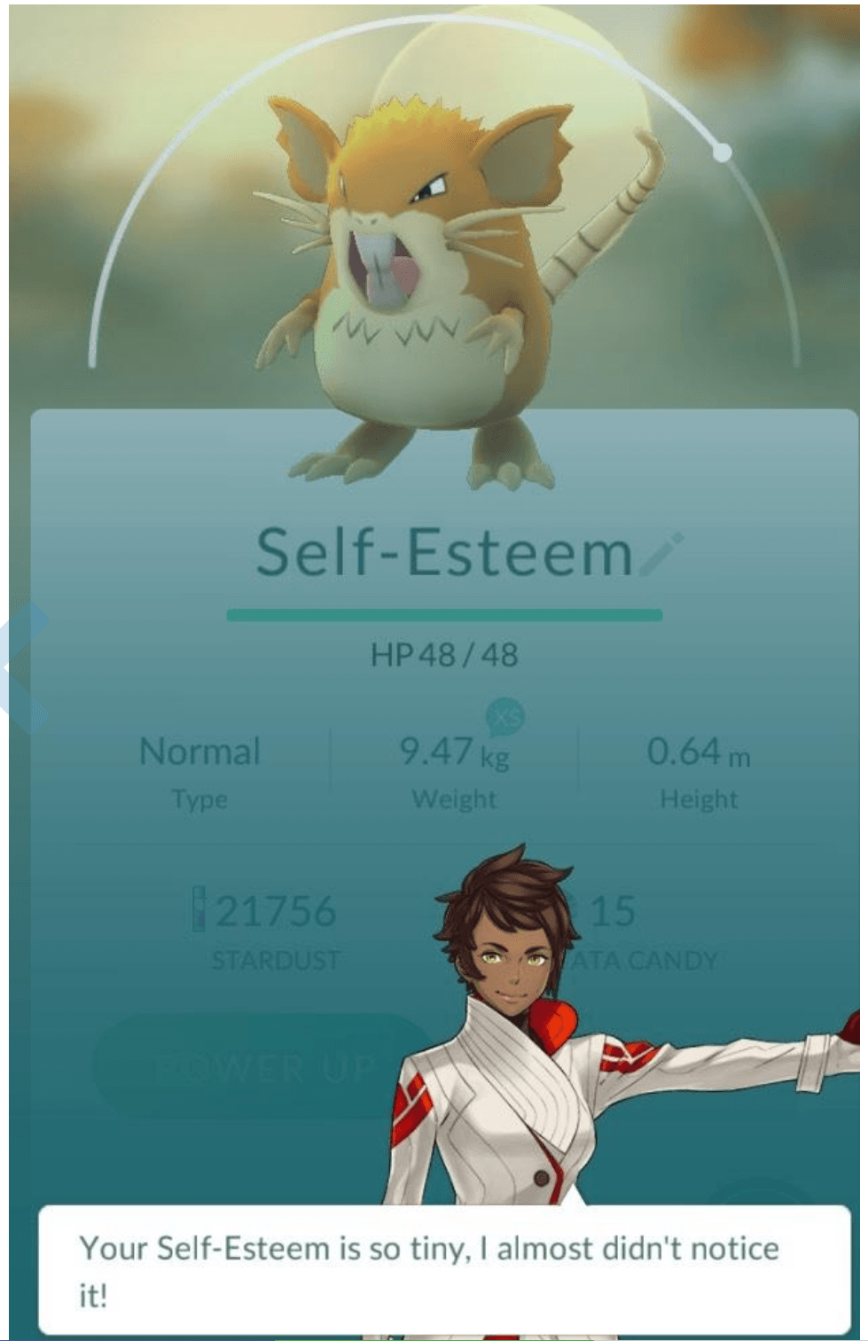 Is Pokémon GO aiming to be competitive?