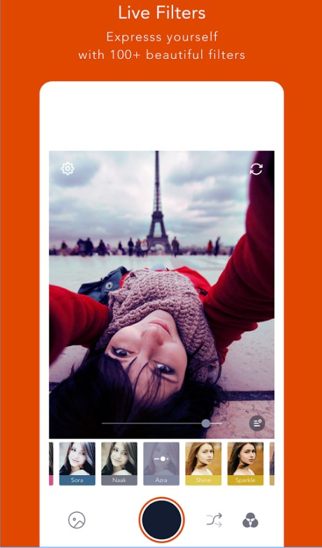 Download retrica free (android)