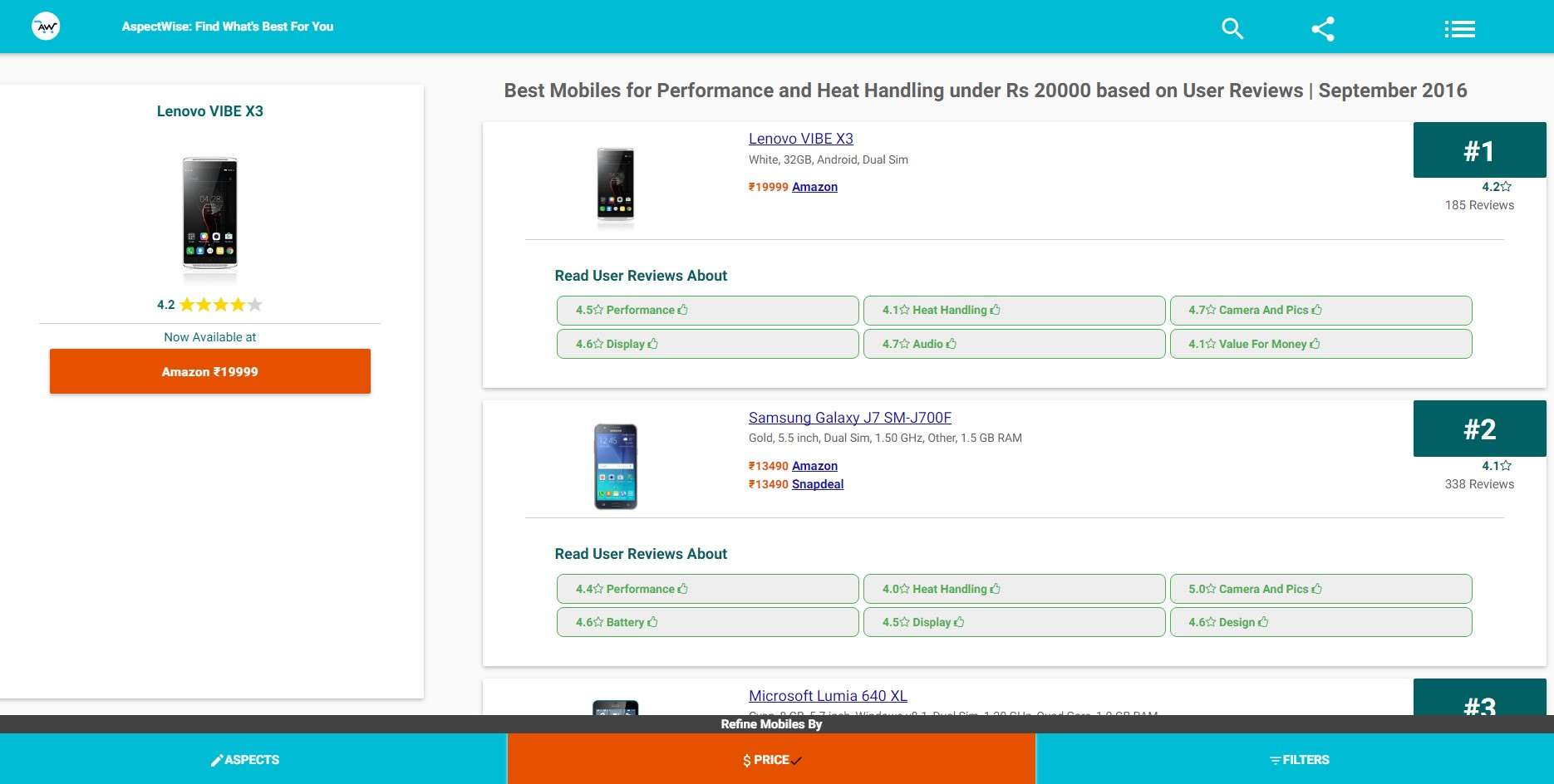 Best Sites for Shopping for Smartphones