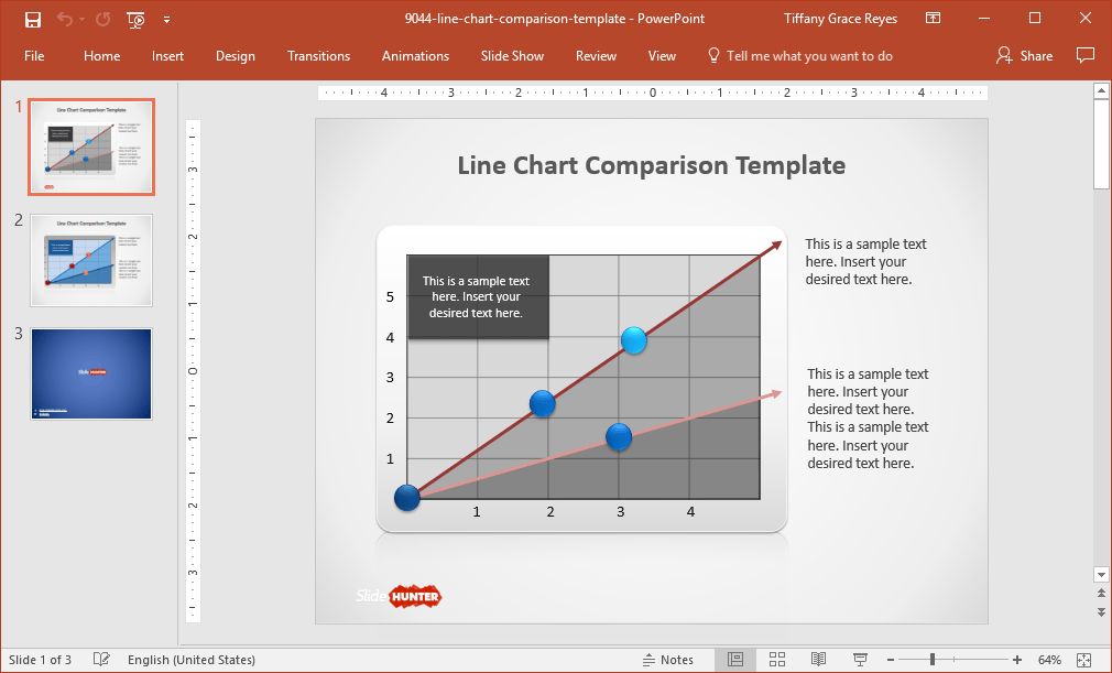 0007-line-chart-comparison-powerpoint-template