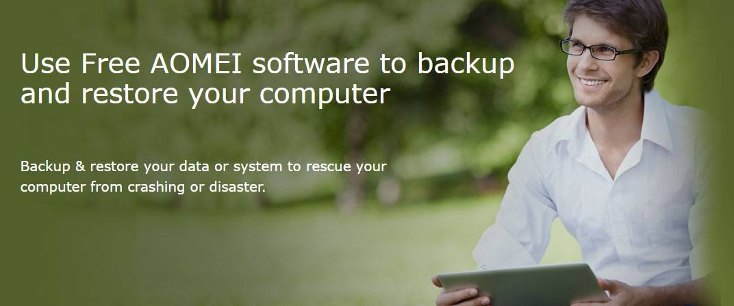 Best Windows Backup Software – AOMEI Backupper Review