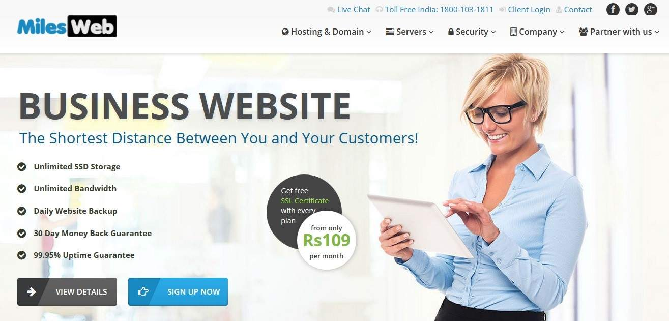 MilesWeb cPanel Hosting Review: Feature-Rich & Value-for-Money Hosting Solution!