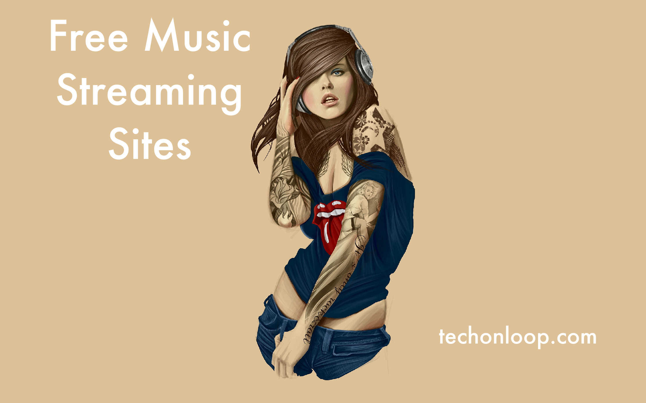1- Pandora- Best site for Streaming Music Free