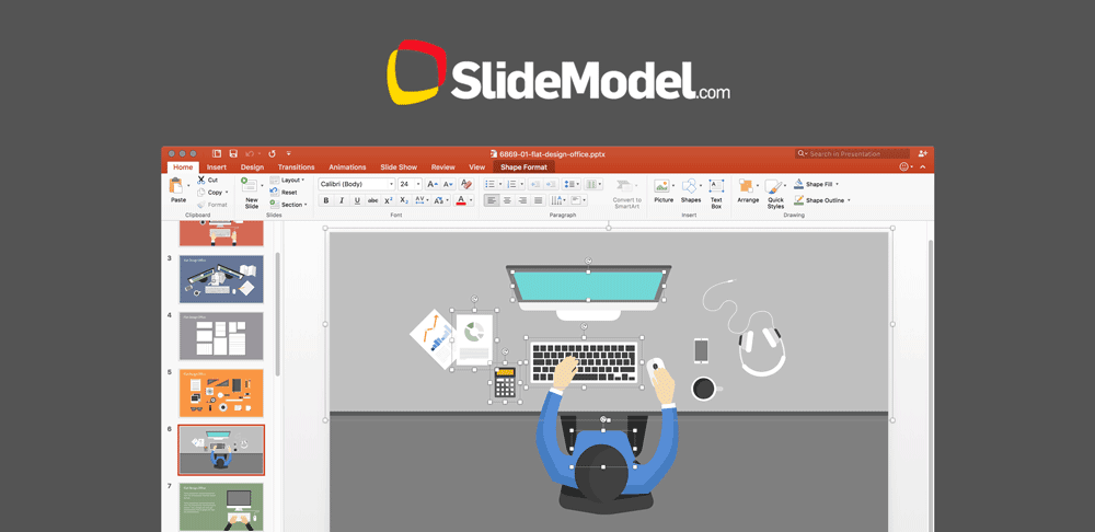 SlideModel.com: Best PowerPoint Templates to Delight your Audience