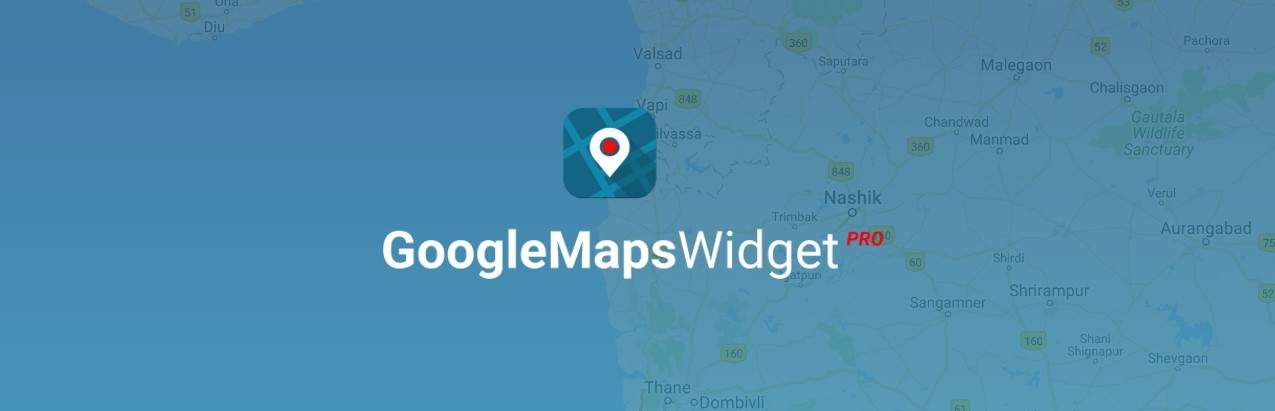 Add Google Map to Website using Google Maps Widget