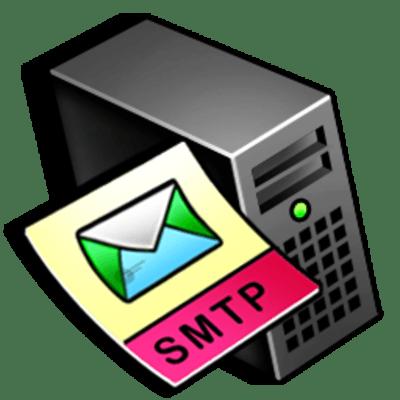 test smtp server