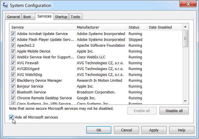 internet explorer has stopped working windows 7