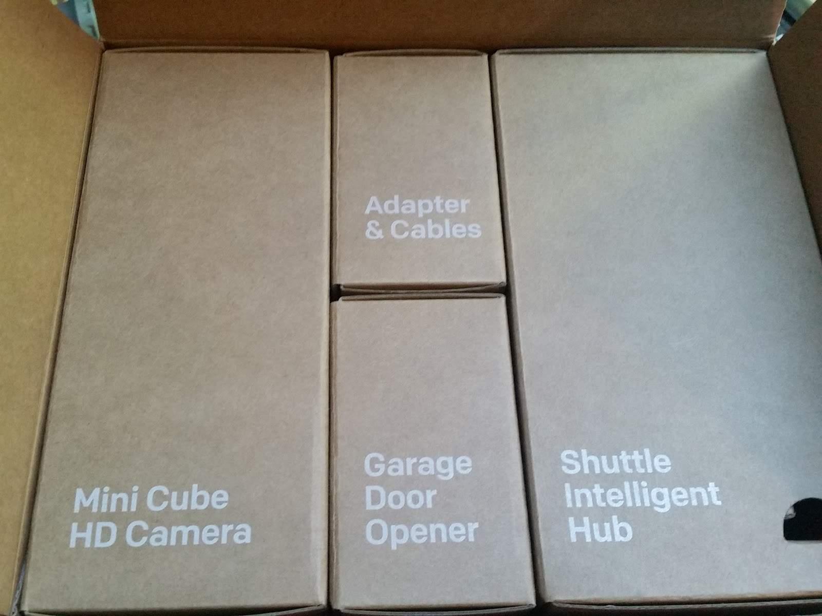 Smart garage systems