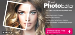 Get Started on Photo Editing with Movavi Photo Editor