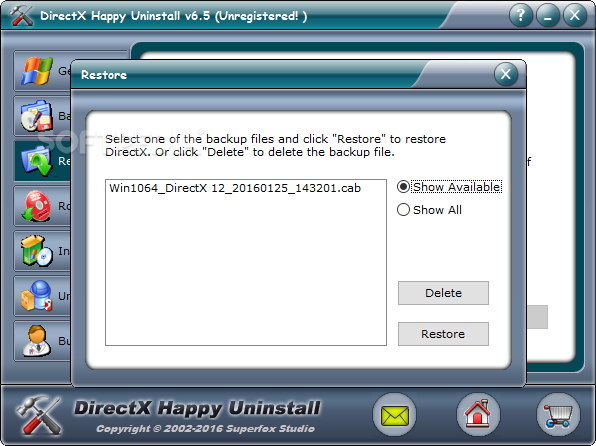 how to install directx 11