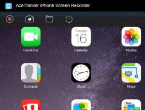 Acethinker Best Screen Recorder for iPhone Review
