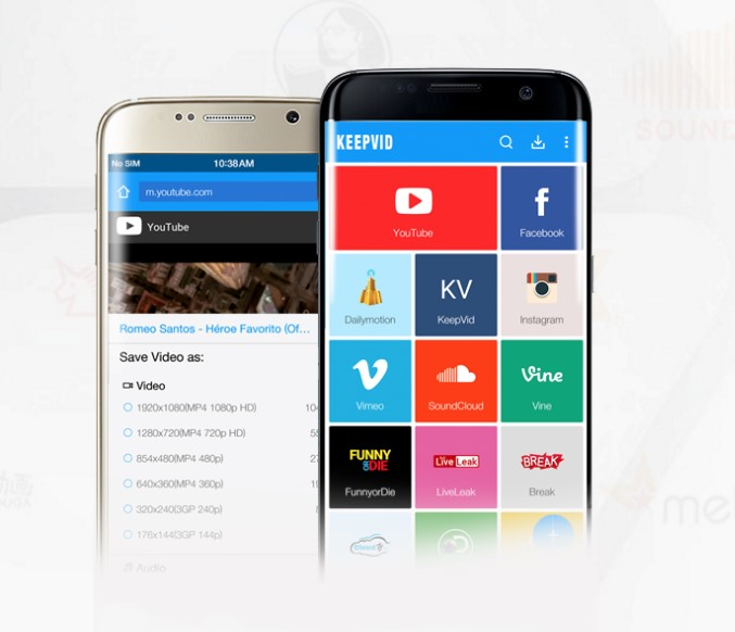 KeepVid Android: Video Downloader for Android Review