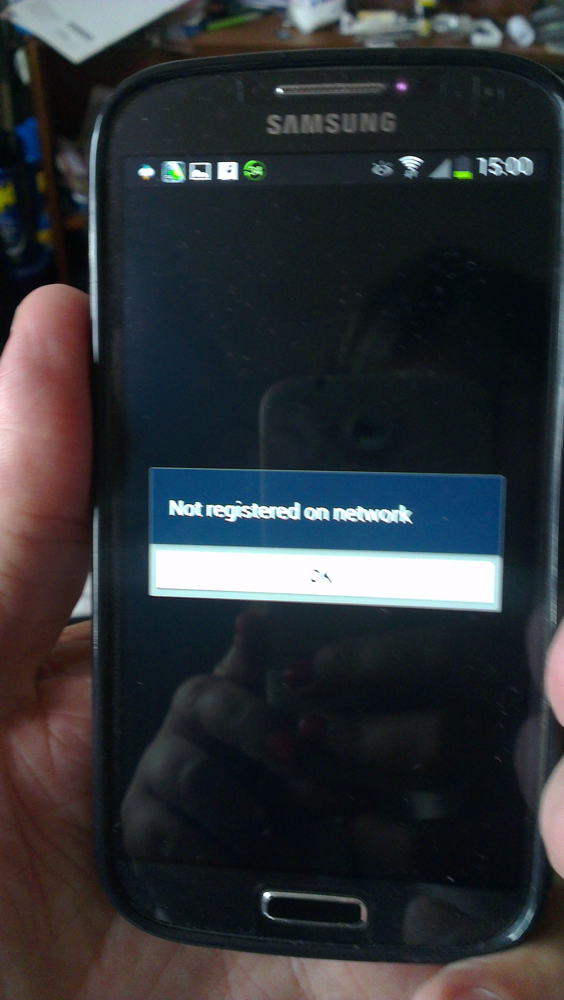 How to fix Not Registered on Network on Android, Samsung