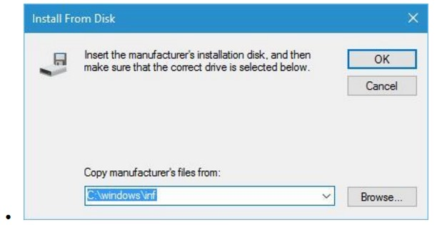 one or more network protocols are missing on this computer
