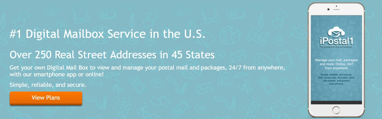 digital mailbox service