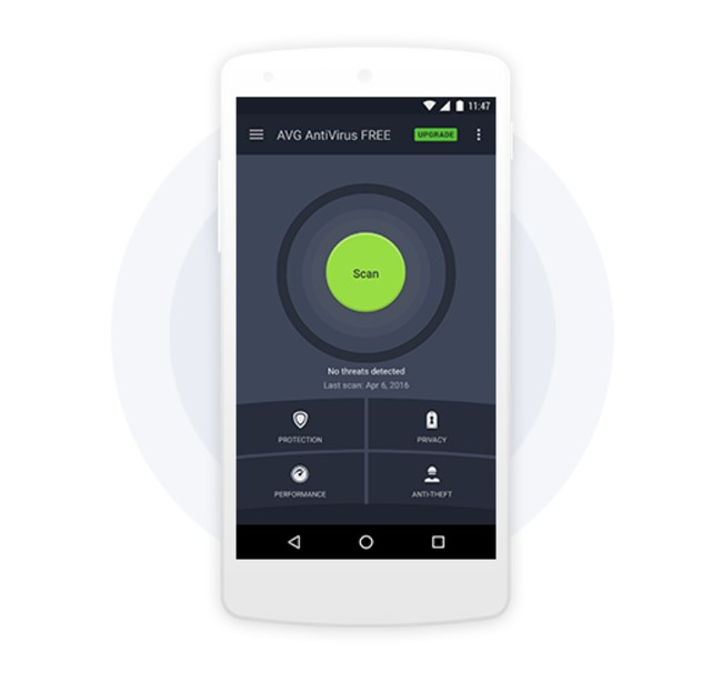 avg phone tracking