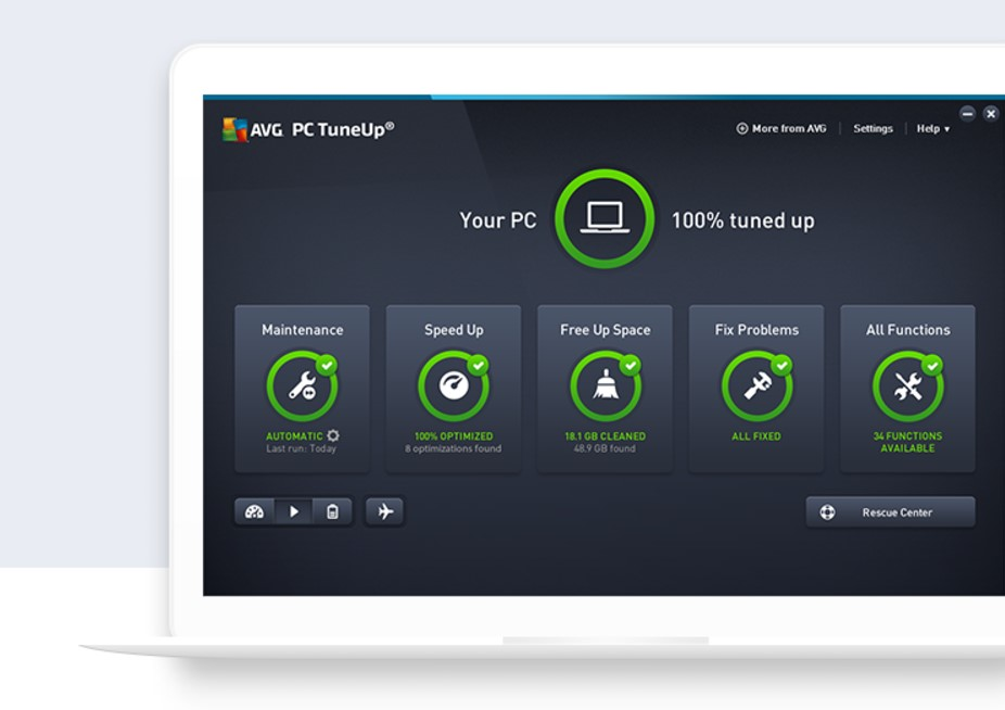 avg 2017 antivirus review