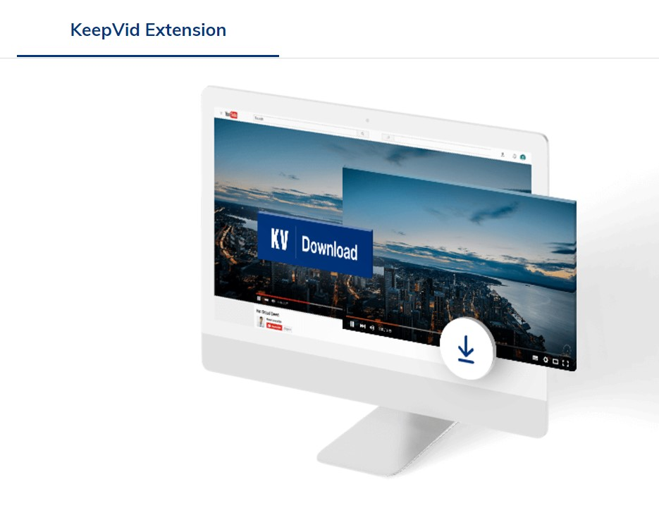 keepvid extension