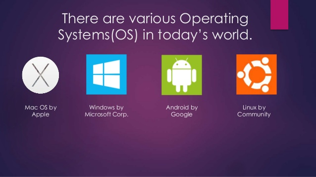 messenger operating systems