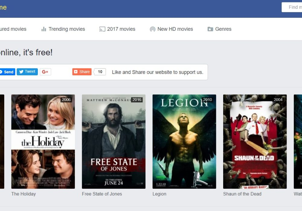 PutlockerTime Review: Watch Free Movies Online