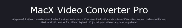 max video converter pro
