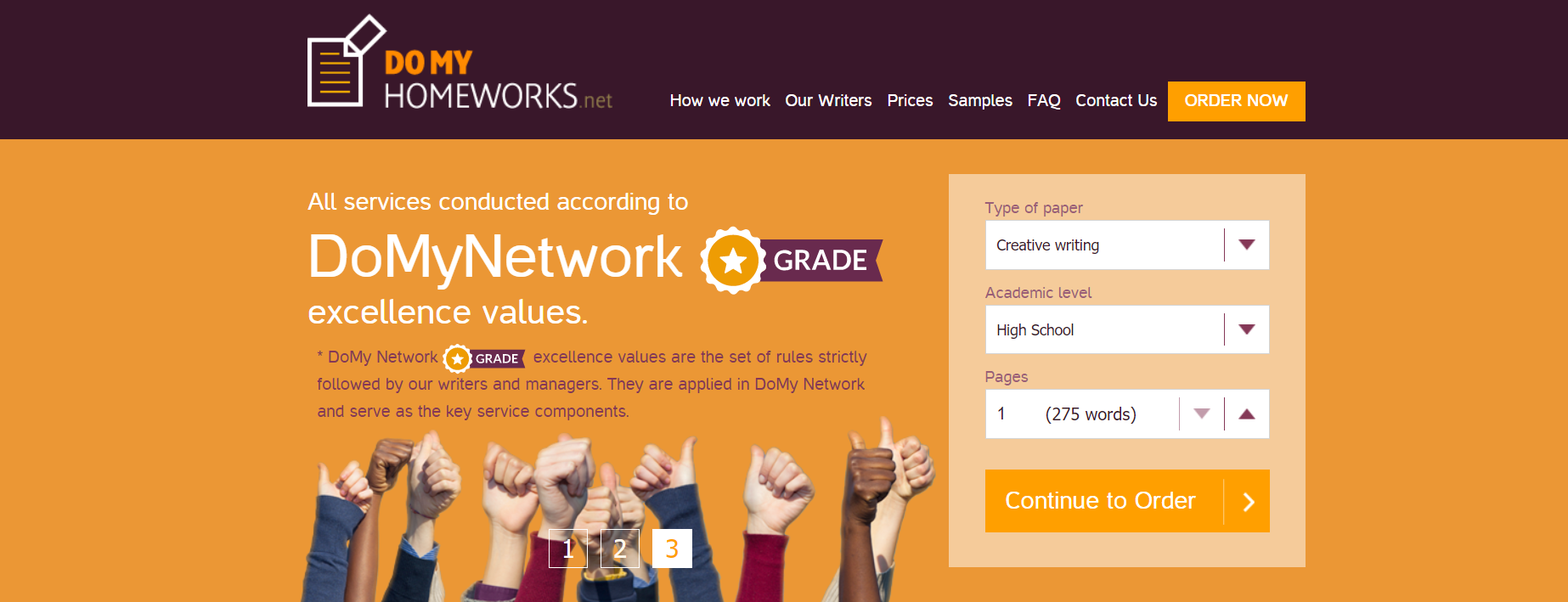 DoMyHomeworks Review: Best Homework writing service