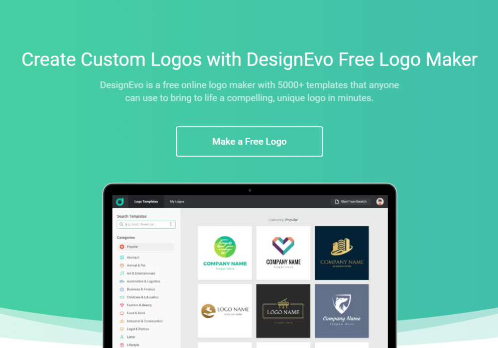 DesignEvo Review – Create Professional Logos Online in Minutes