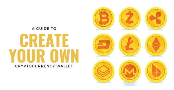 A guide to create your own cryptocurrency wallet