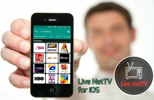 Live Net TV for iphone