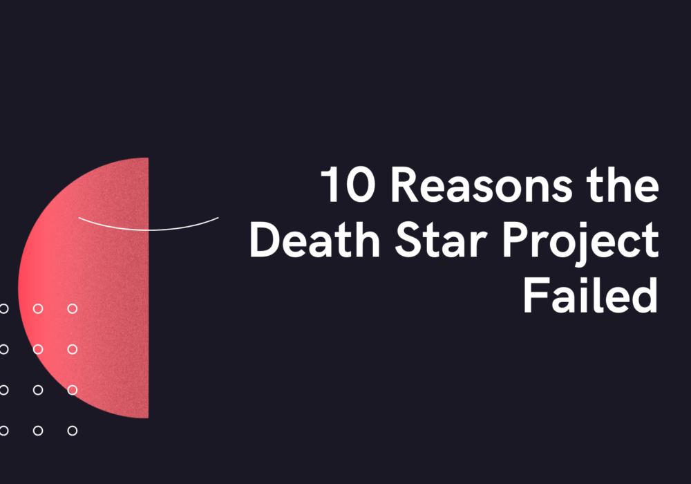 Reasons the Death Star Project Failed